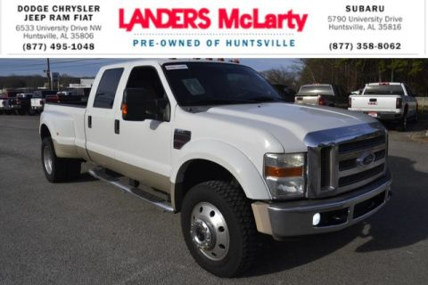 Pre-Owned 2008 Ford Super Duty F-450 DRW Lariat