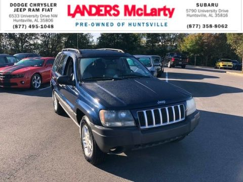Pre-Owned 2004 Jeep Grand Cherokee Laredo
