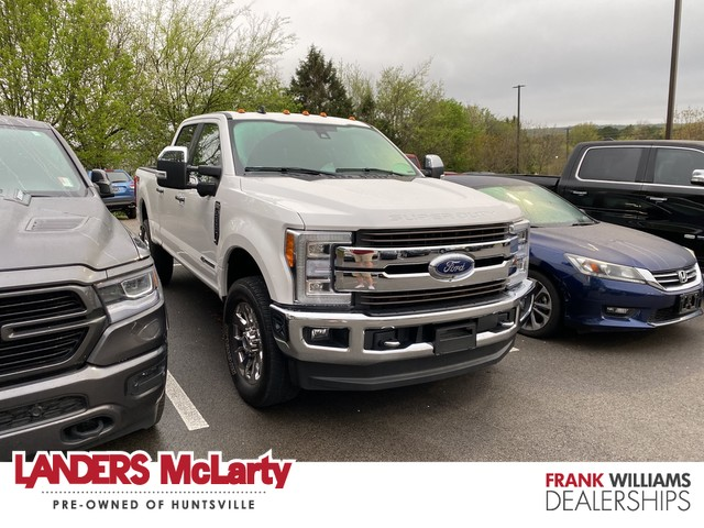 Pre-Owned 2019 Ford Super Duty F-250 SRW King Ranch