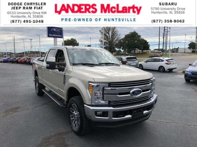 Pre Owned 2017 Ford Super Duty F 250 Srw Lariat