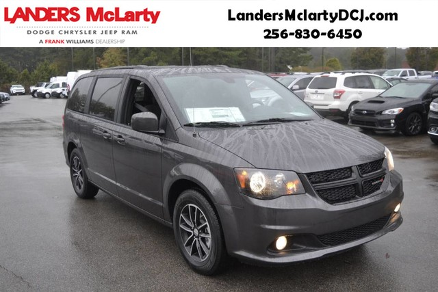 New 2019 Dodge Grand Caravan Se Plus Passenger Van In Huntsville