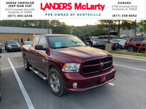 Used Ram Trucks for Sale | Landers McLarty Dodge Chrysler Jeep Ram