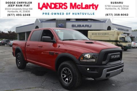 Dodge Ram Trucks >> Used Ram Trucks For Sale Landers Mclarty Dodge Chrysler Jeep Ram