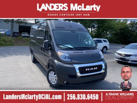 New 2020 RAM ProMaster With Navigation