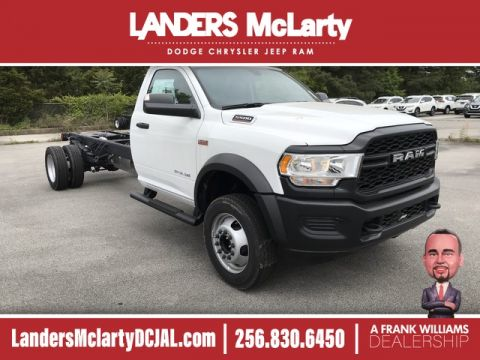 New 2019 RAM 5500 Chassis Cab Tradesman 4x2 Regular Cab