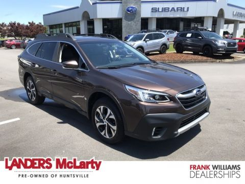 Pre-Owned 2020 Subaru Outback Limited AWD