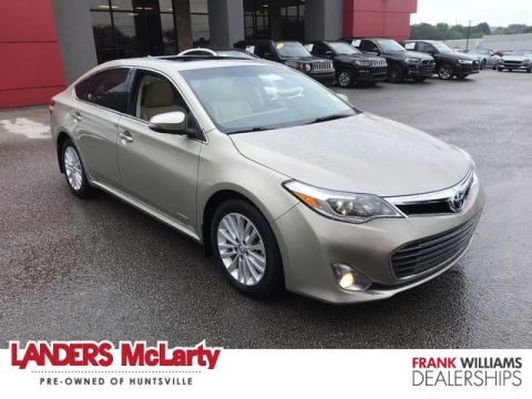 Pre-Owned 2015 Toyota Avalon Hybrid Limited Front Wheel Drive Sedan