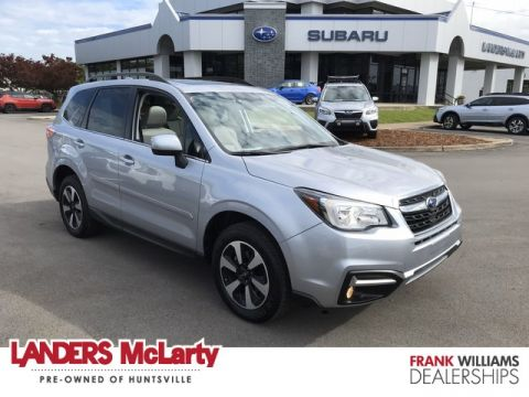 Pre-Owned 2018 Subaru Forester Limited AWD