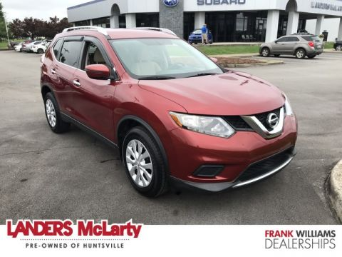 Pre-Owned 2016 Nissan Rogue S Front Wheel Drive SUV